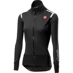 Castelli Alpha Rain Or Shine Light Jas Dames, light black/black